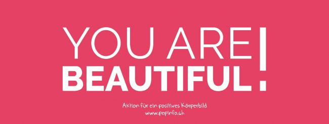 you are beautiful aktion